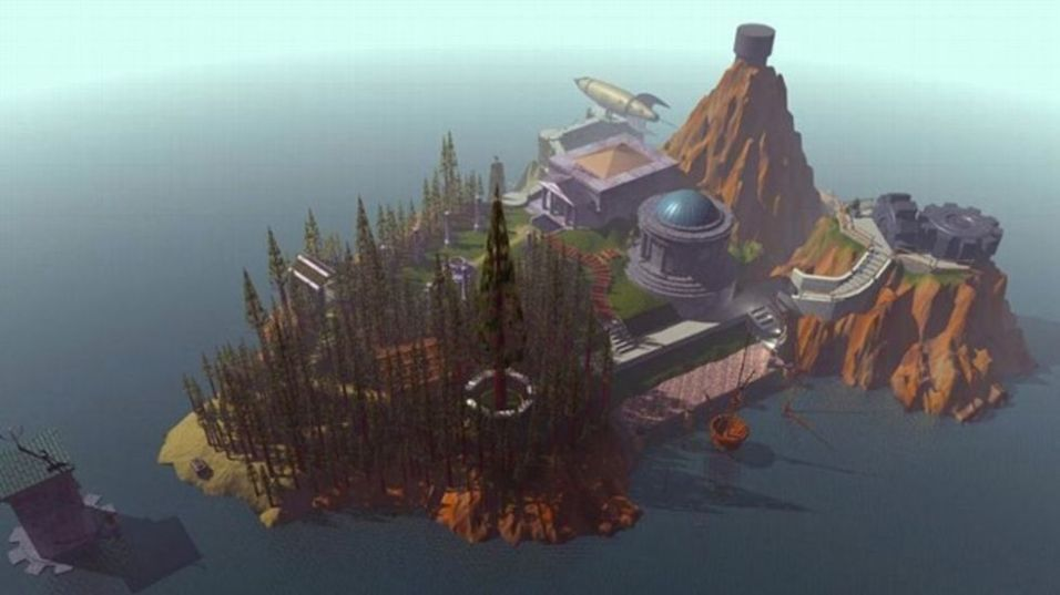The island of Myst