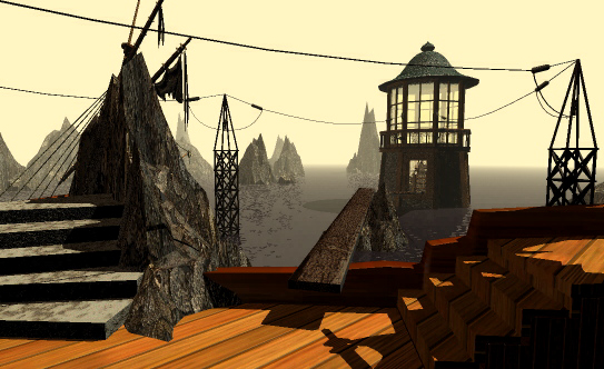 Myst screenshot (1 of 2)